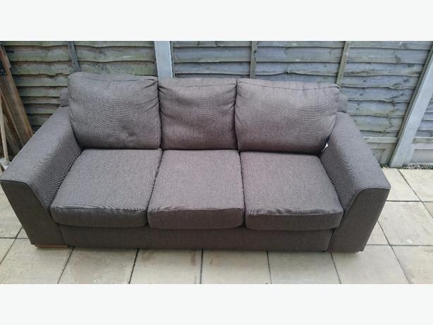 Three piece suite including sofa bed wolverhampton for Sofa bed 3 piece suite