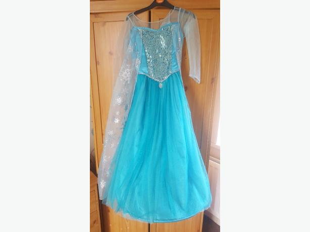 disney strore frozen elsa dress