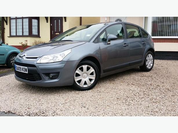 citroen c4 1.6 automatic 5door