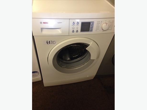 BOSCH WASHING MACHINE LCD DISPLAY