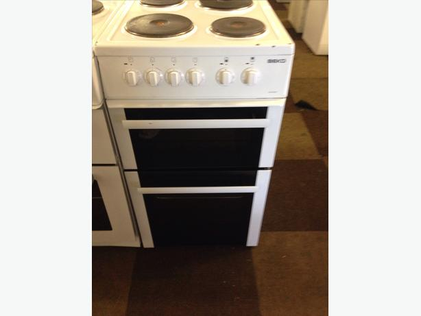 BEKO ELECTRIC COOKER WHITE