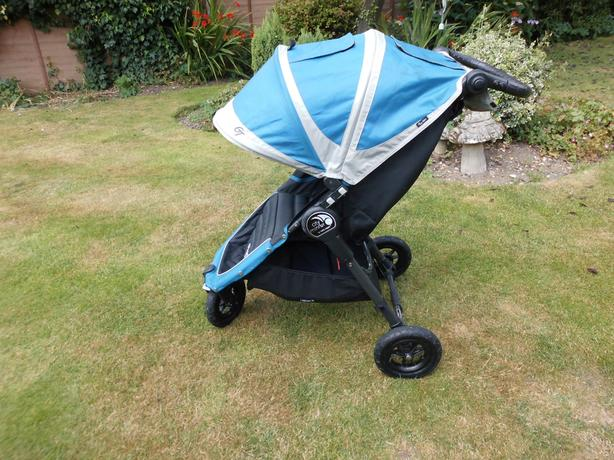 Baby Jogger City Mini Gt Pushchair Teal Gray Brierley Hill