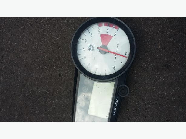 Yamaha R125 2008 Clock