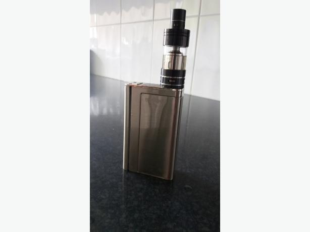 x cube 2 with tvf4 tank