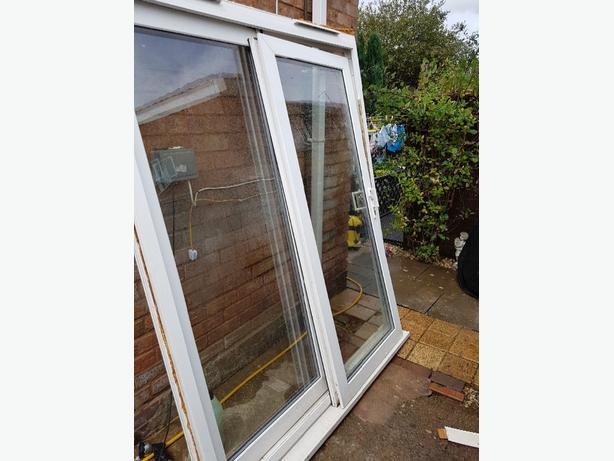 Patio doors walsall dudley mobile for Used patio doors