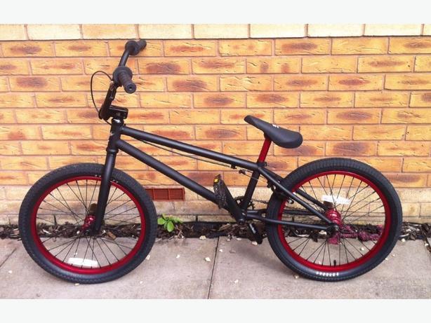Amity Zenta Rare BMX Bike