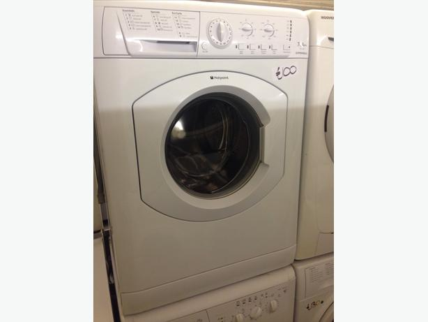 IMMACULATE HOTPOINT EXPERIENCE WASHING MACHINE