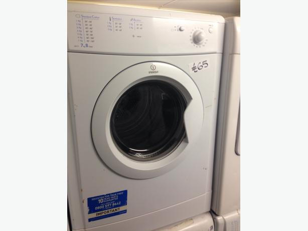 WOW BARGAIN 7KG B CLASS INDESIT DRYER