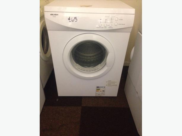 BUSH 6KG DRYER VENTED