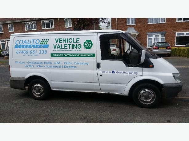 Ford transit  85 t280 business  van