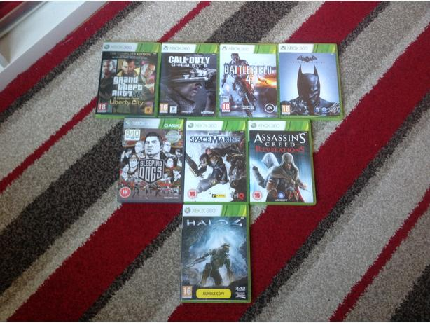 Games for Xbox 360, 9 Games