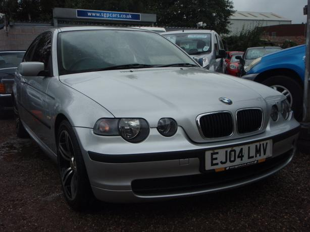 BMW 3 Series 1.8 316ti ES Compact 3dr