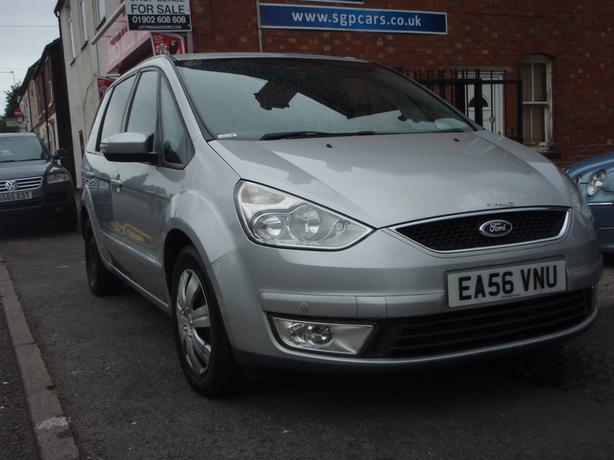 Ford Galaxy 1.8 TDCi Zetec 5dr