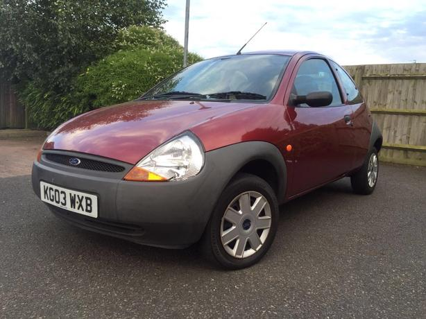 Ford KA 1.3 petrol *LADY OWNED*