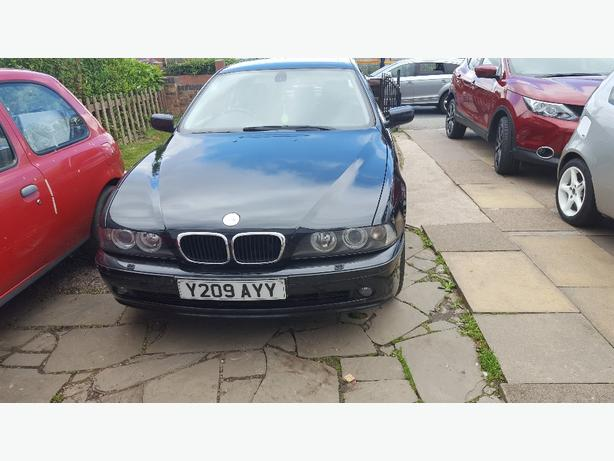 bmw 530 petrol  2001 spare or repair aut0
