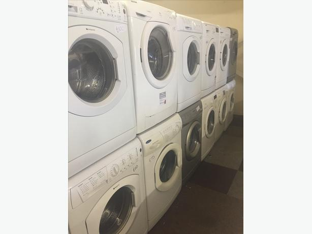 NEW STOCKS OF WASHING MACHINES NOW IN STOCK WITH GUARANTEE