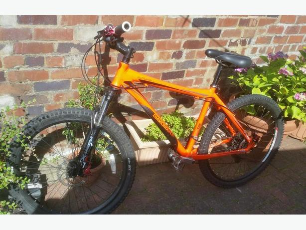 DIMONDBACK mountain bike shamino spec