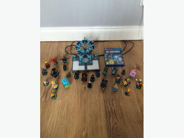 ps4 lego dimension bundle