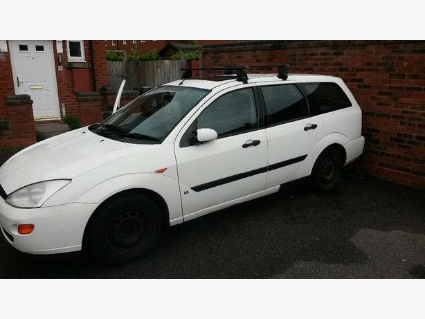 Ford focus 1.8 petrol estate