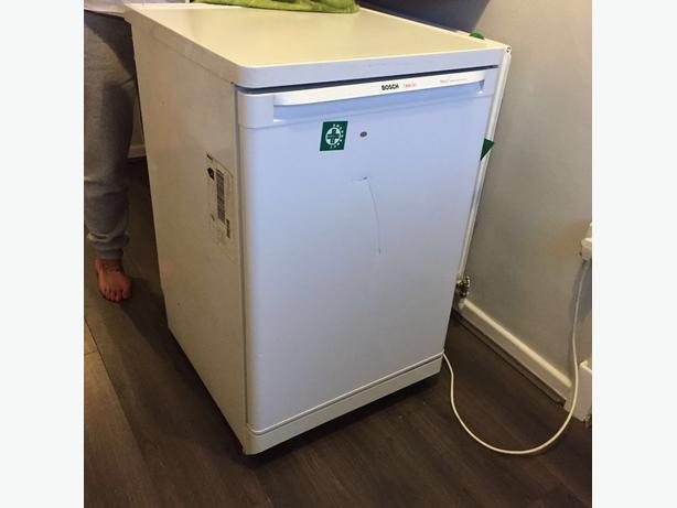 bosch undercounter fridge