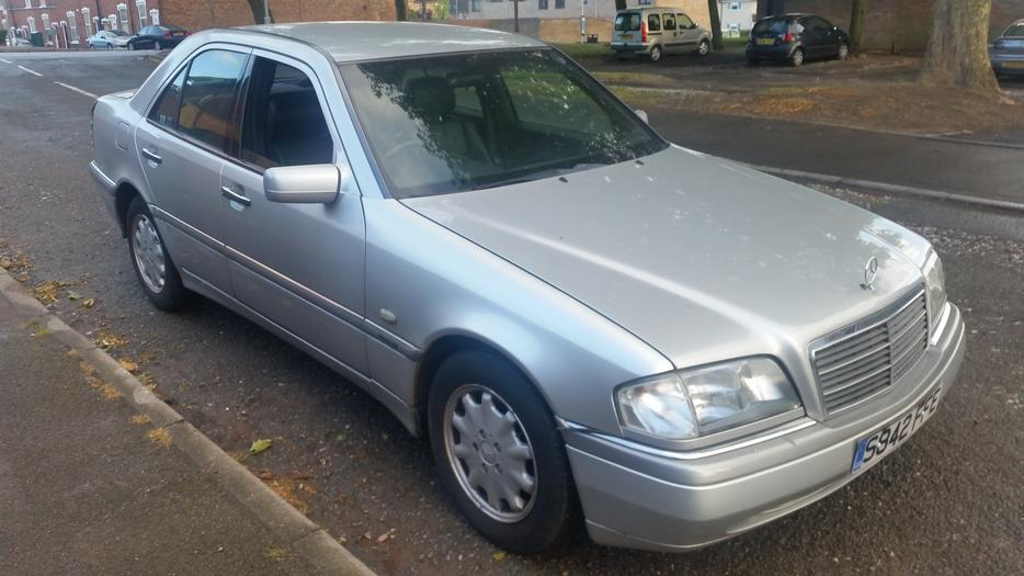 1998 Mercedes C180 Auto Looks And Drives Good 163 300 No