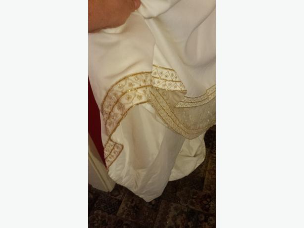 bnwt size 12 wedding dress