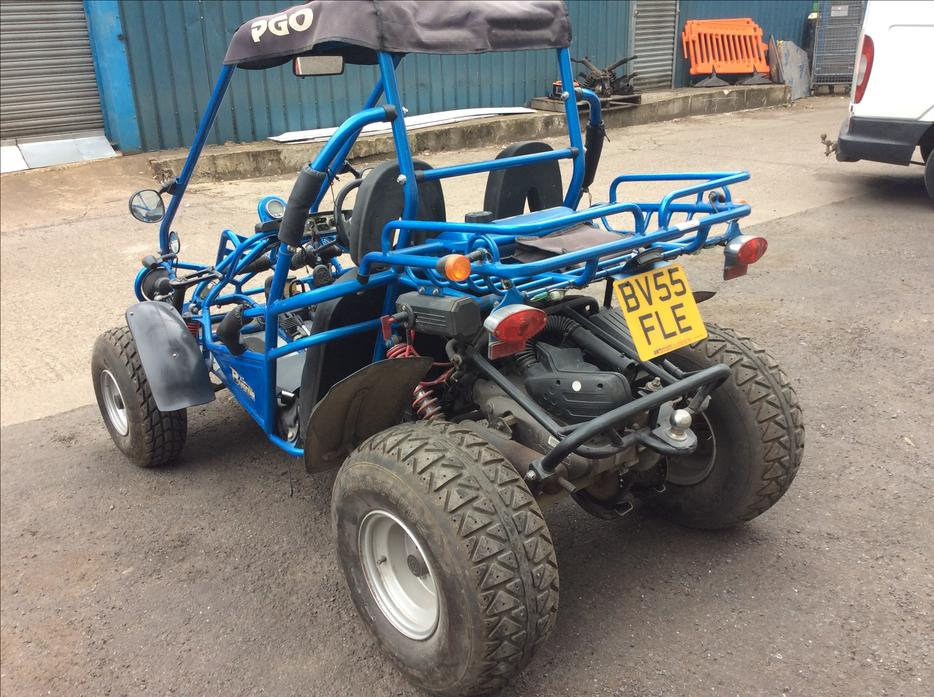 pgo bugxter road legal buggy 150cc auto with reverse very fun 2 seater stourbridge wolverhampton. Black Bedroom Furniture Sets. Home Design Ideas