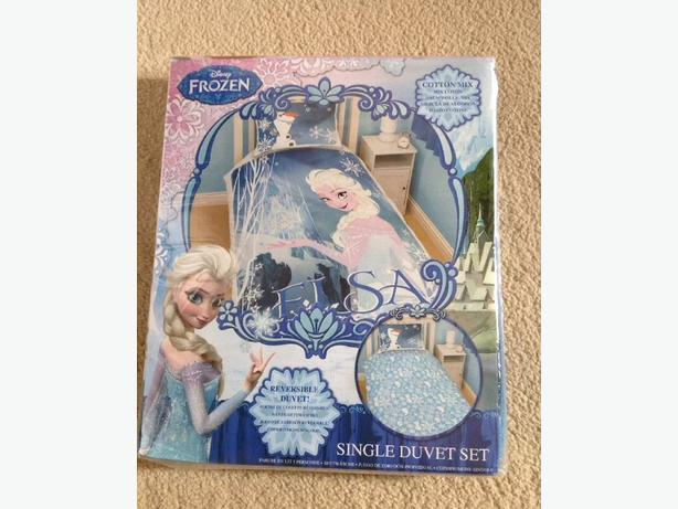 Frozen Single Duvet set BRAND NEW