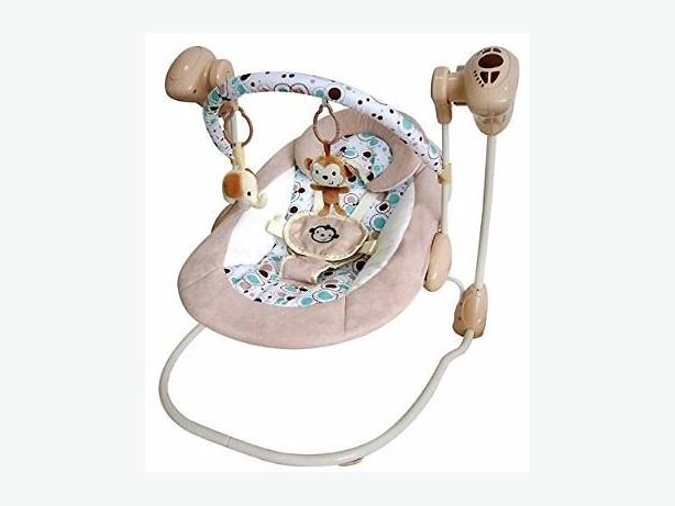 BABY SWING FOR SALE AS NEW RRP £72