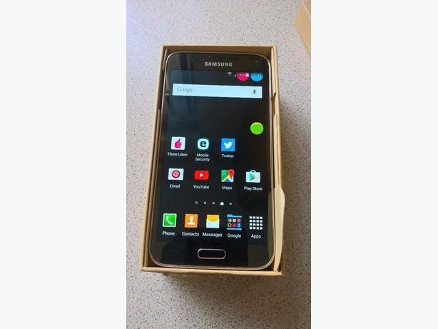 SAMSUNG GALAXY S5-16GB UNLOCKED TO ALL NETWORKS