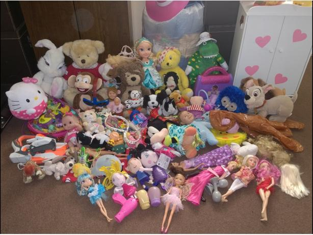 bears, doll, Disney, wardrobe