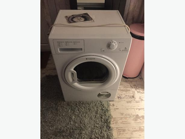 hotpoint condensor dryer