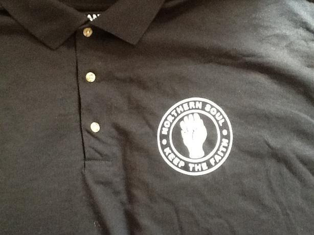 Northern soul top xl