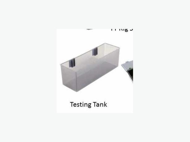 rig station testing tank