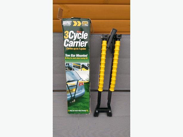 Maypole 3 cycle/bike carrier