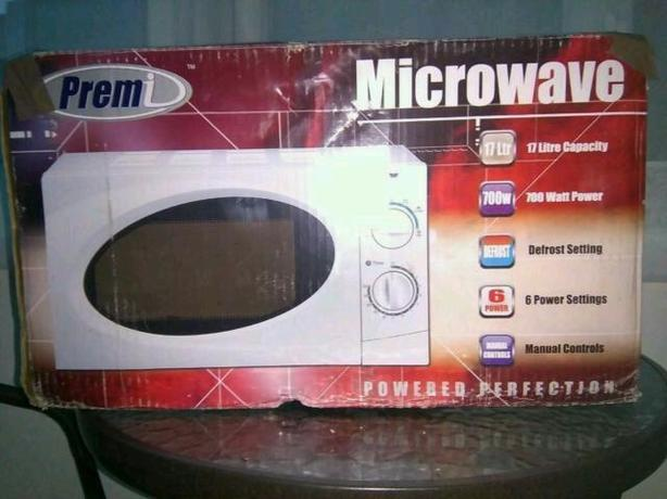 Brand New Boxed Premi Microwave