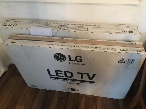 LG TV 55inch
