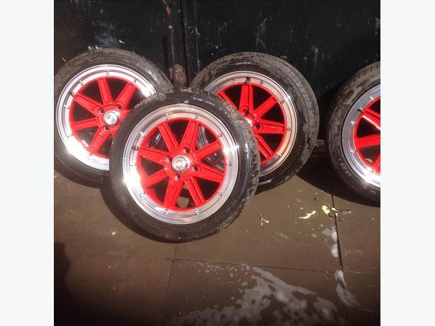 vw lupo wheels
