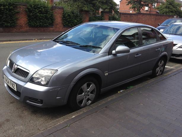 2005 VAUXHALL VECTRA 1.8 petrol SPARES OR REPAIR