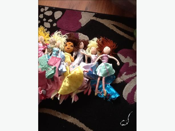 Felicity wishes rag dolls