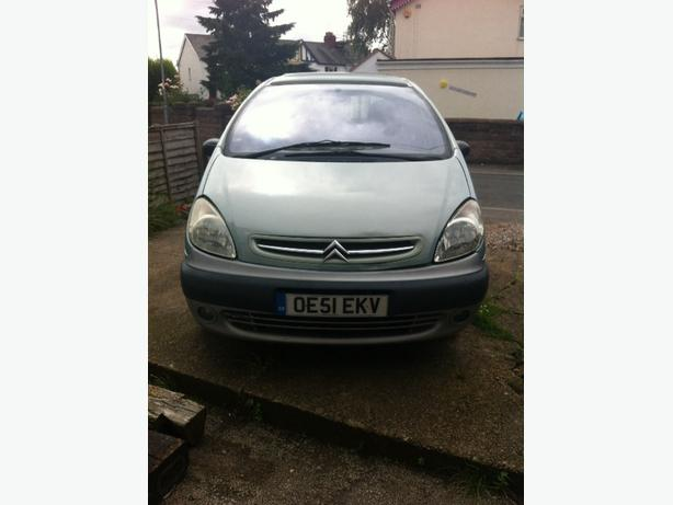Citreon Picasso, spares or repair