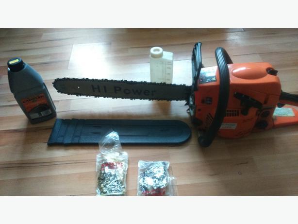 chainsaw 520 hi power