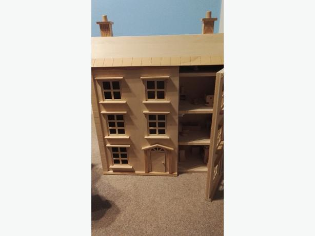 ELC Wooden Dolls House
