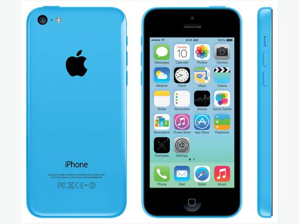 iPhone 5c blue 16gb FOR-TRADE