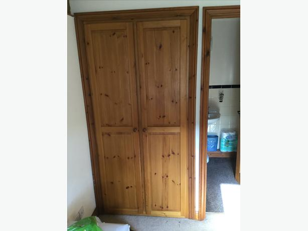 4 doors for wardrobes