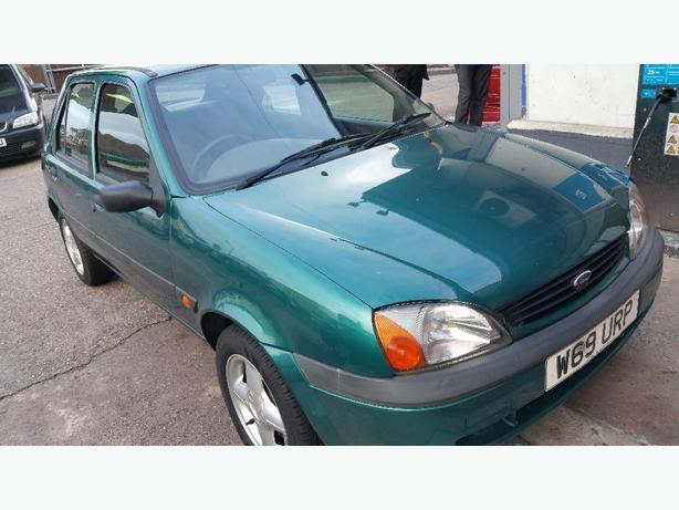 Ford Fiesta DEISEL. Low mileage