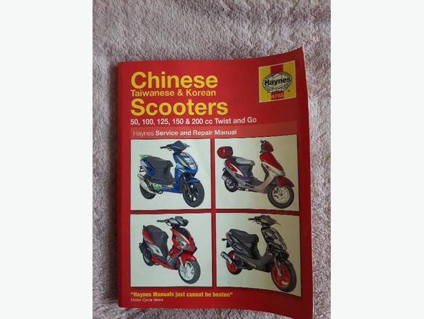 haynes motorbike manual