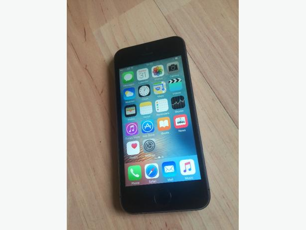iphone 5s 16gb space grey