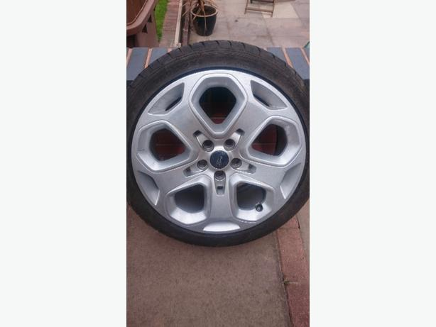 ford mondeo alloy wheel