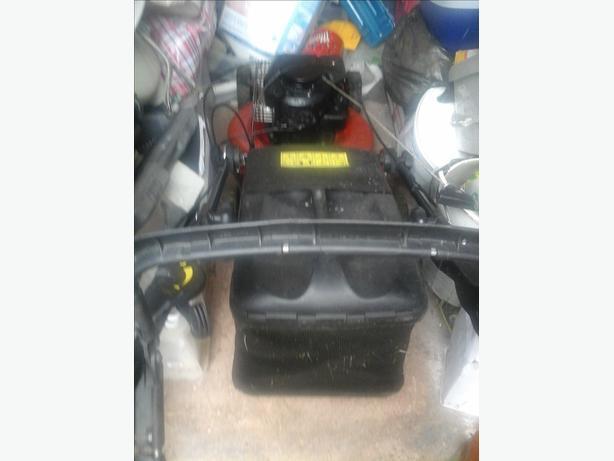 Mountfield selfpropelled mower